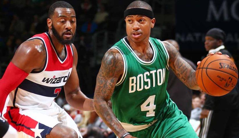 washington wizards vs boston celtics
