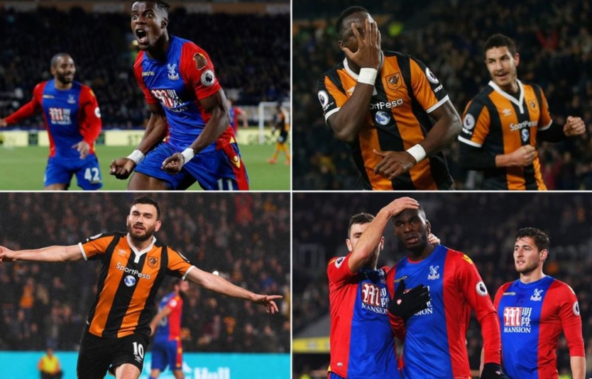 crystal palace vs hull city