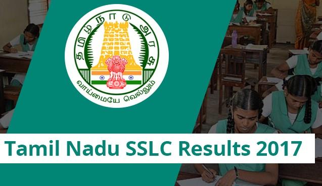 tamil nadu sslc result 2017
