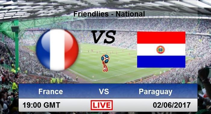france vs paraguay