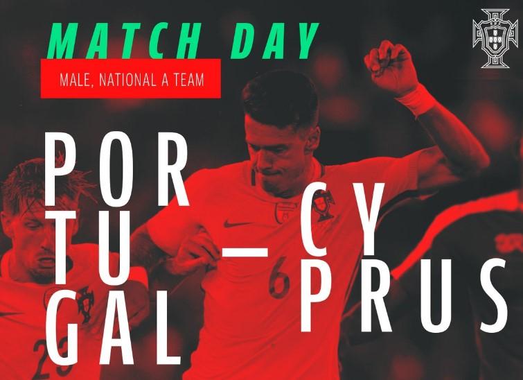 Portugal vs Cyprus