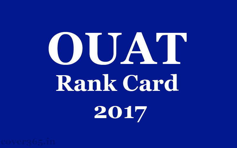 OUAT Rank Card 2017