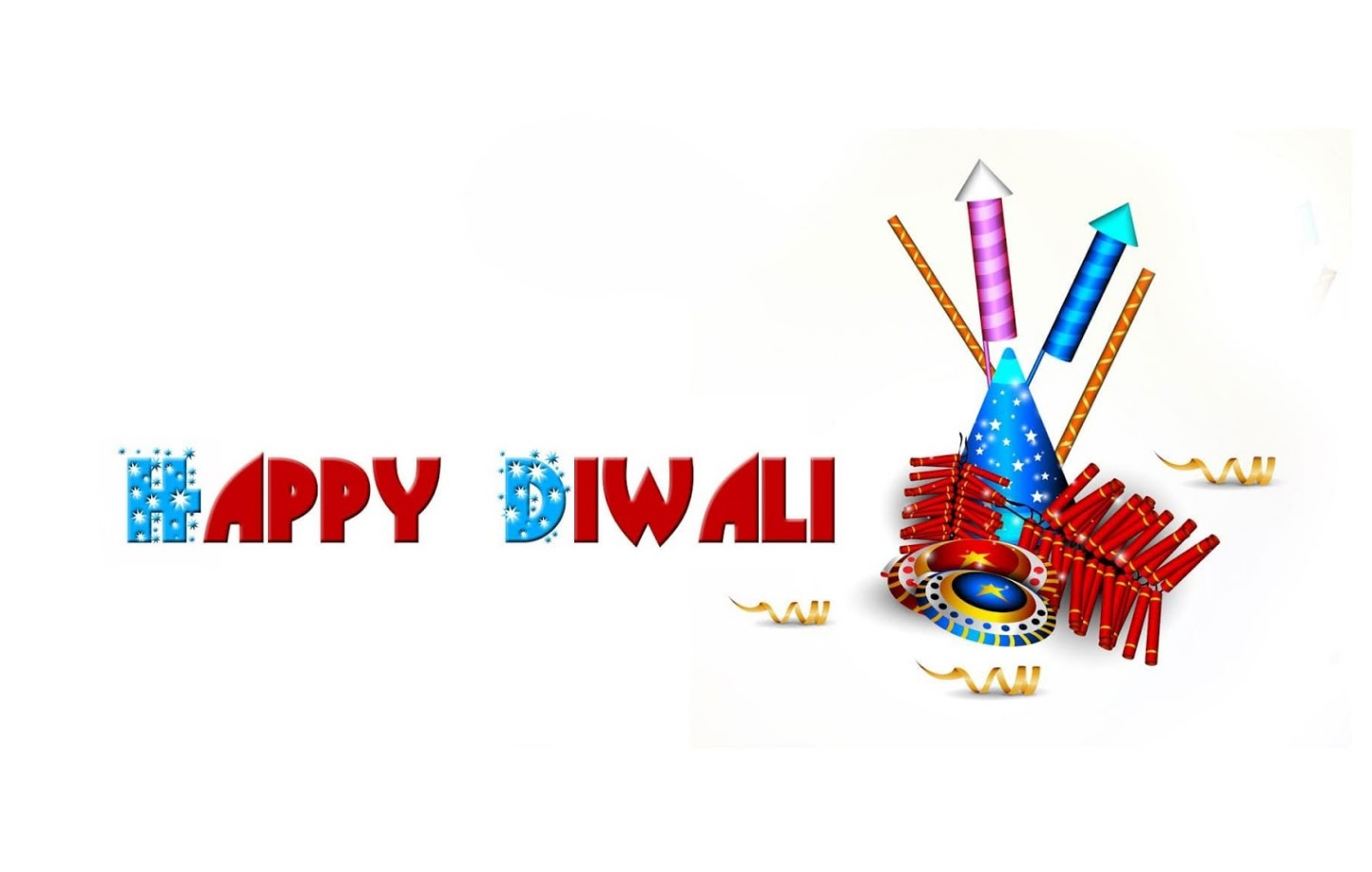 Happy Diwali Crackers Image Wishes