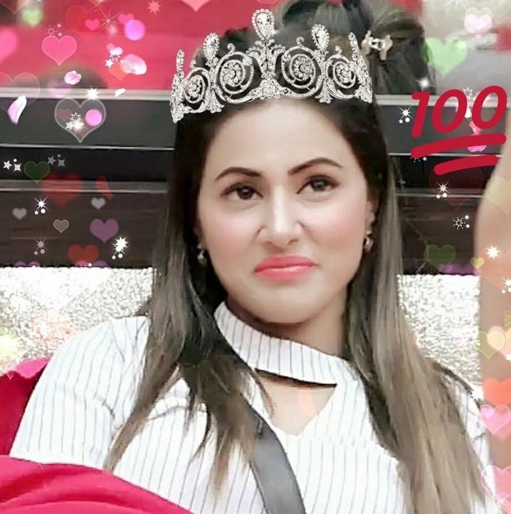 Hina Khan Bigg Boss 11