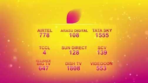 Colors Tamil TV Channels Number DTH