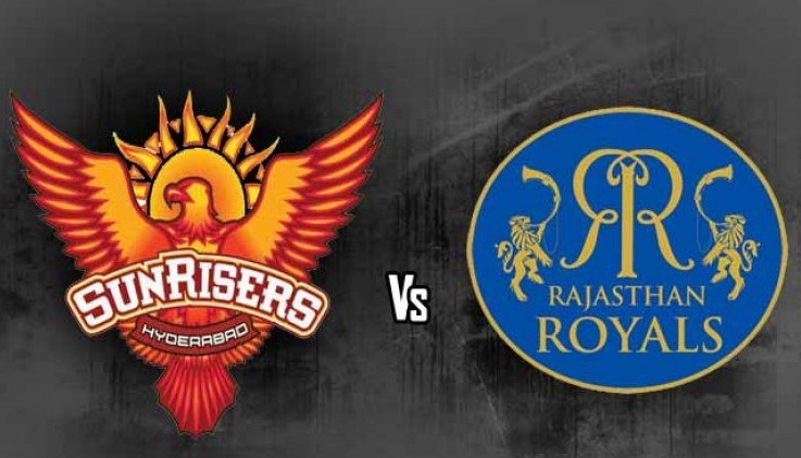IPL live Streaming RR vs SRH