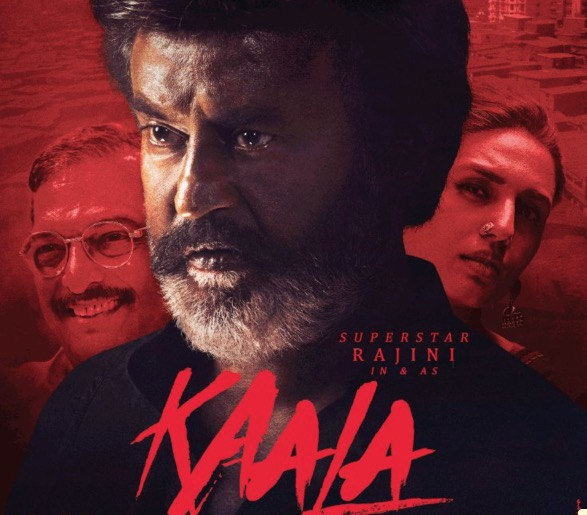 Kaala movie Facebook live