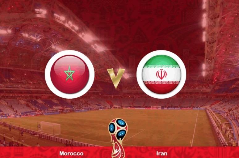 Morocco vs Iran