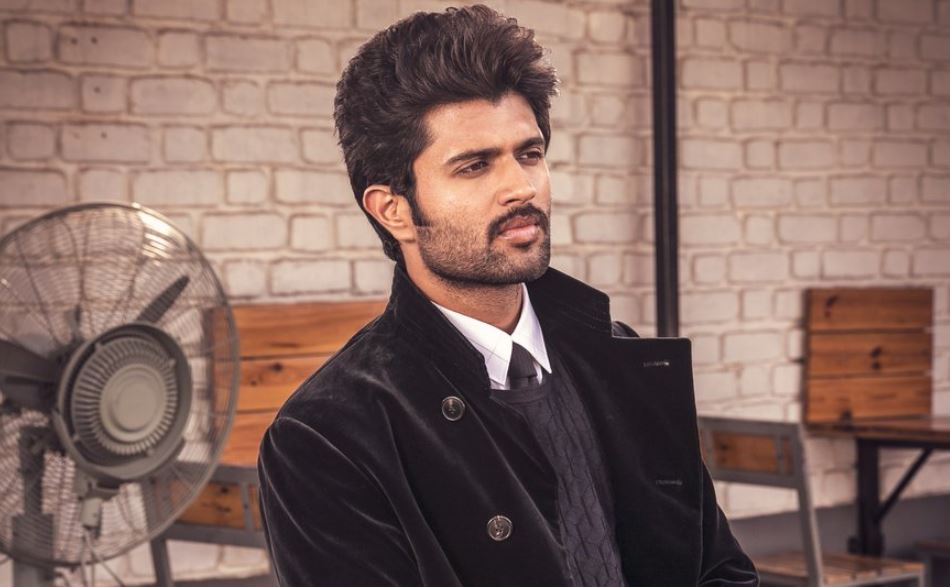 Vijay Deverakonda on Forbes India 30 Under 30 list