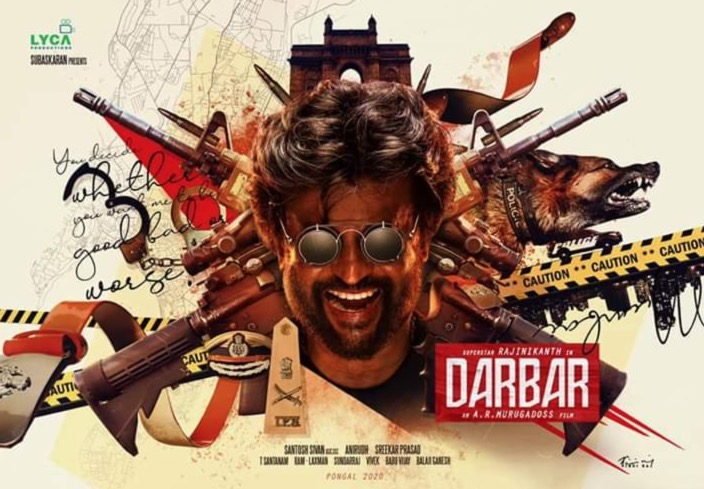Darbar First look
