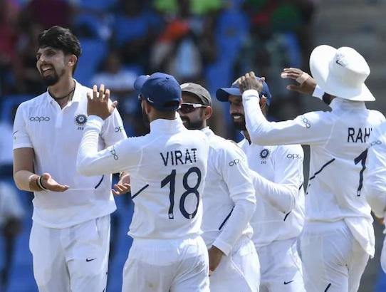 India vs West Indies 2019